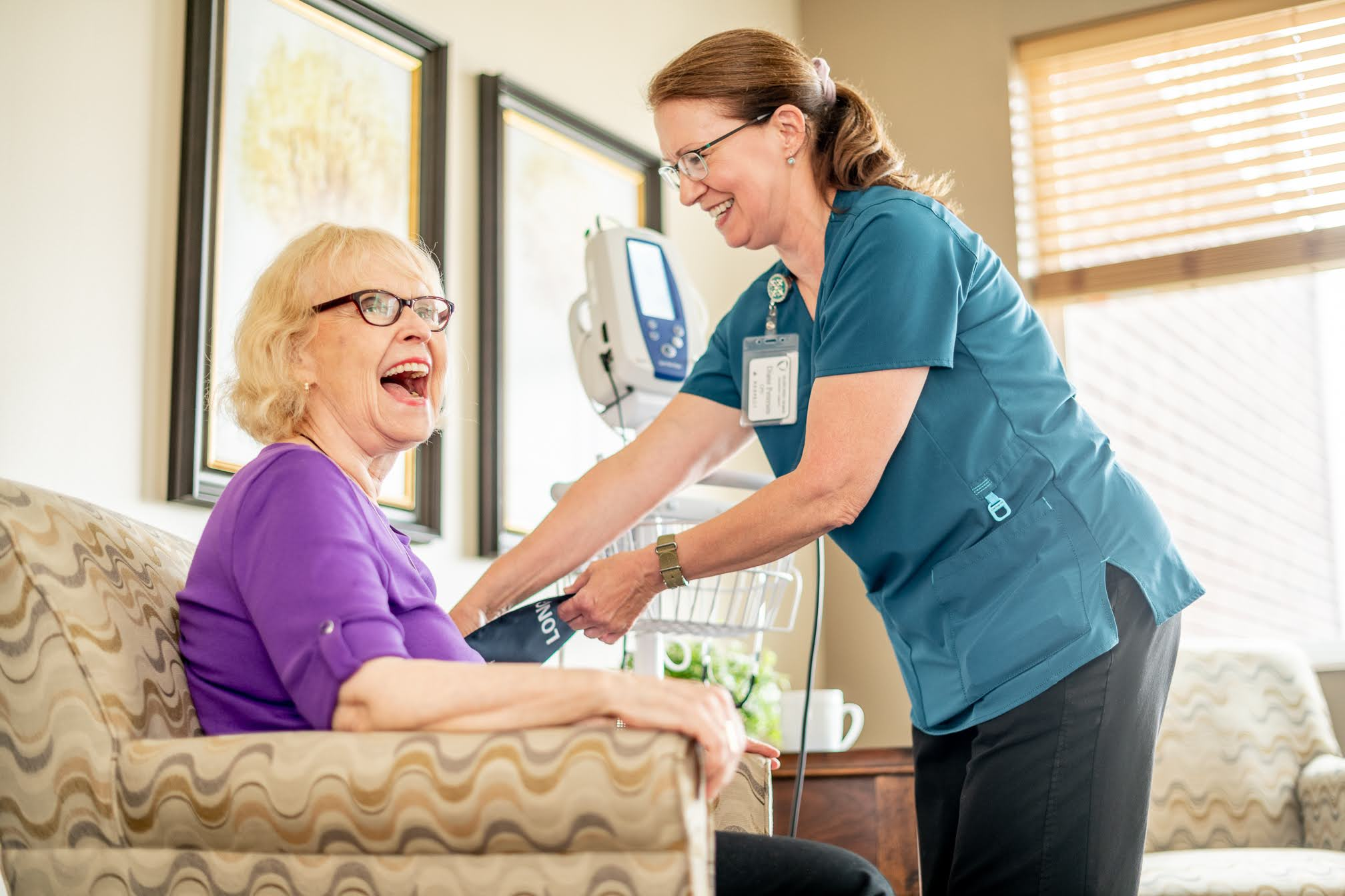 Caregiving Services in the Twin Cities