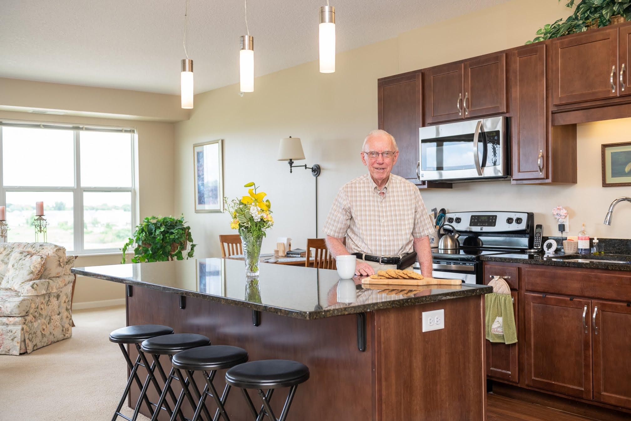 SilverCreek Kitchen Layout