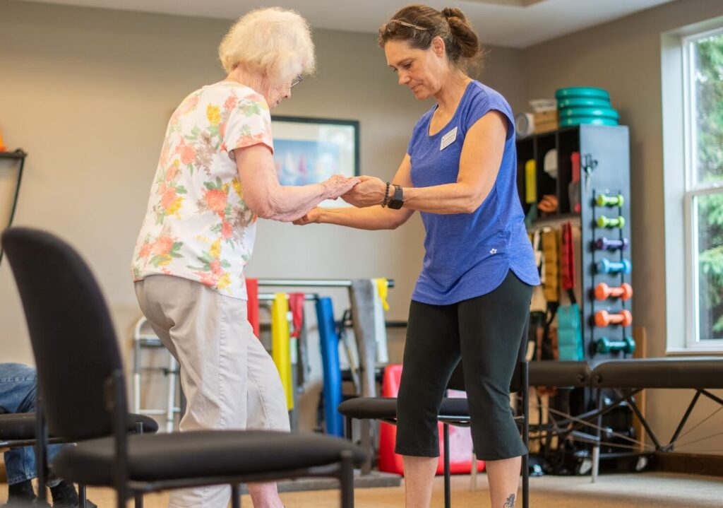 Senior Living Physical Therapy in the Twin Cities