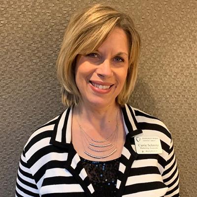 Carrie Schmitz - Marketing Associate