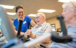 Assisted Living Fitness in the Twin Cities