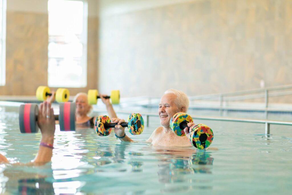 SilverCreek Senior Pool Class