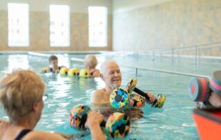 Pool Fitness at SilverCreek on Main