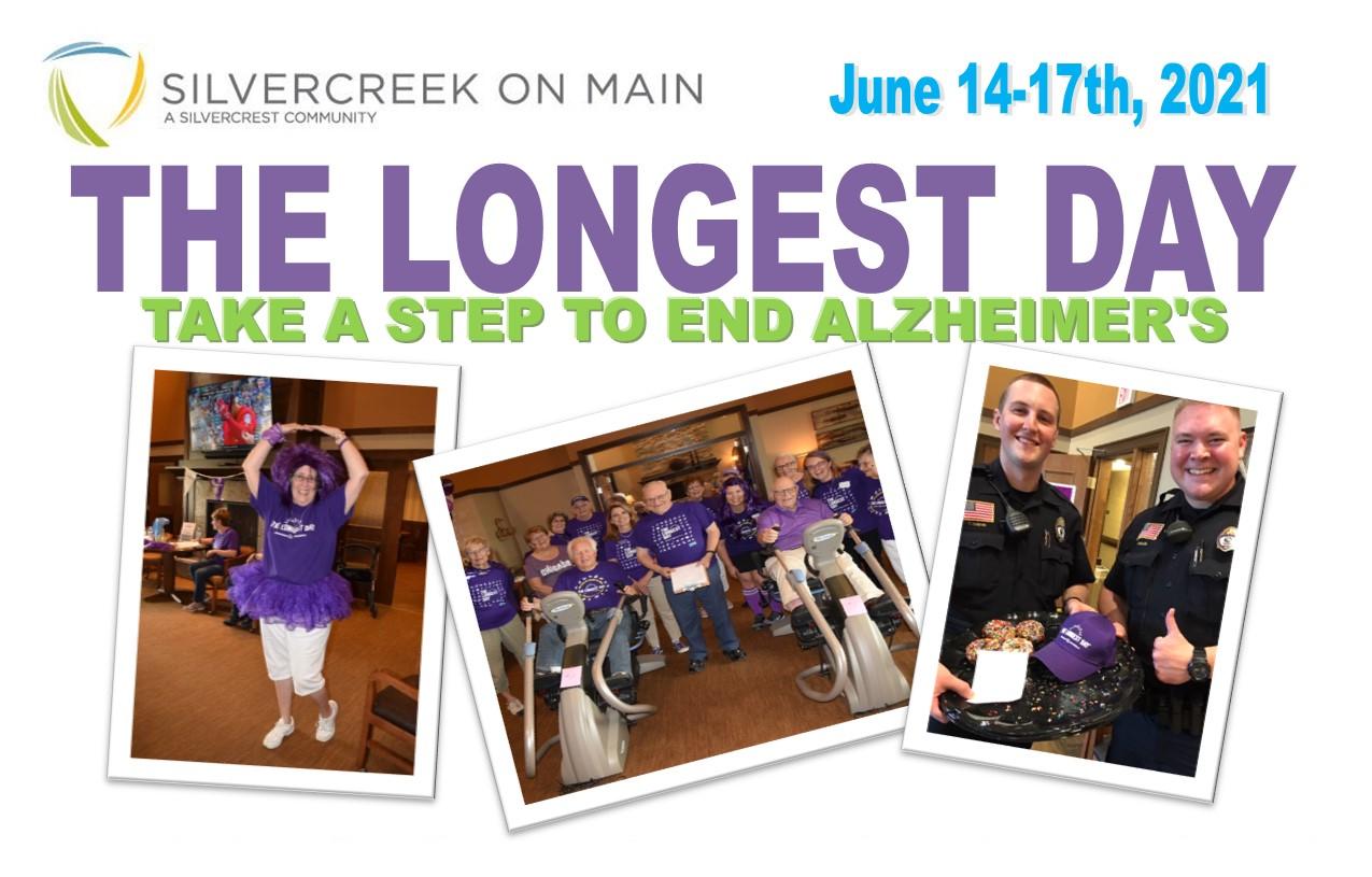 End Alzheimer's Event