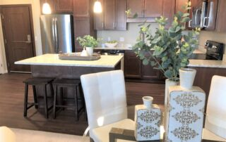 SilverCreak Model Dining Room