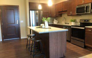 SilverCreek on Main Kitchen Model