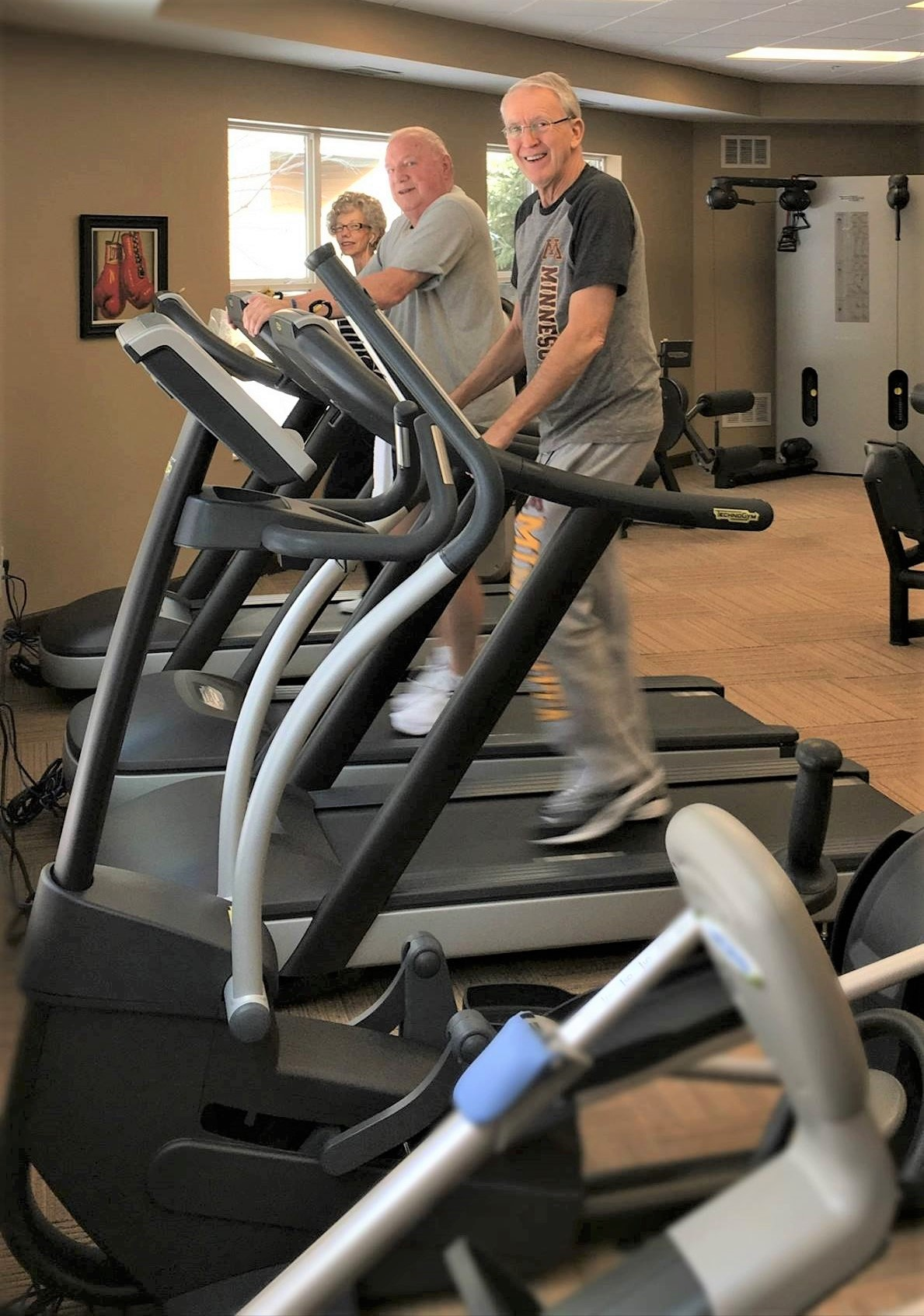 Resident's Work Out Center