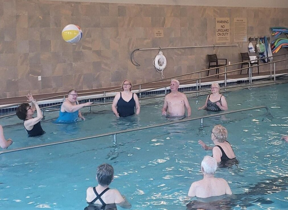 Water Therapy in Maple Grove