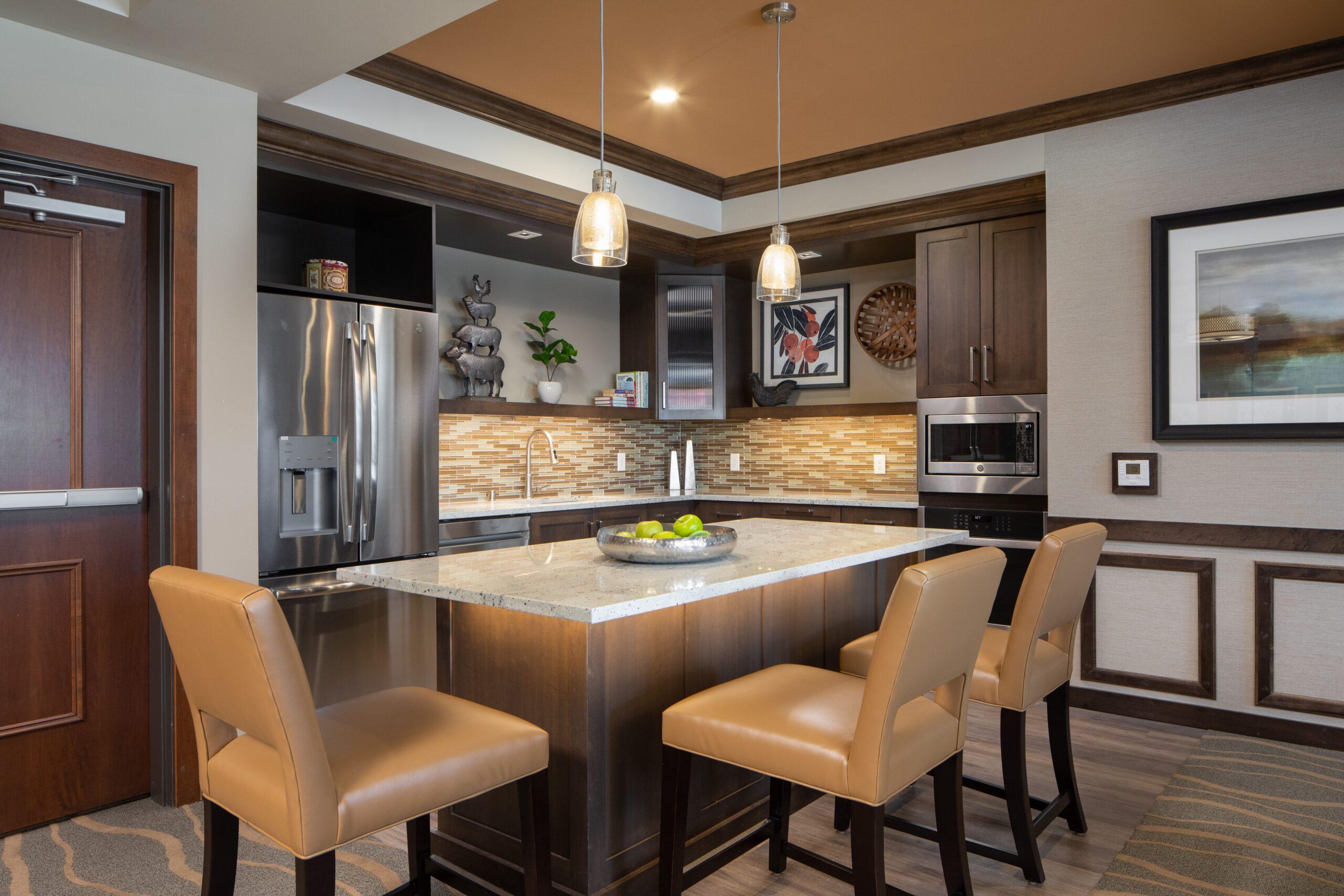 SilverCreek Den Kitchen